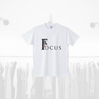 Tシャツデザイン − フォーカス